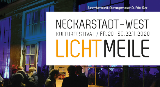 Lichtmeile 2020 Homepage Banner